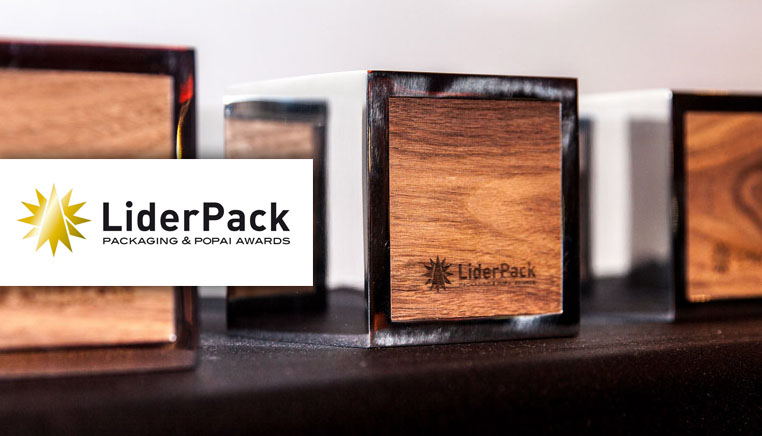 Liderpack 2017, Premios al Packaging y PLV