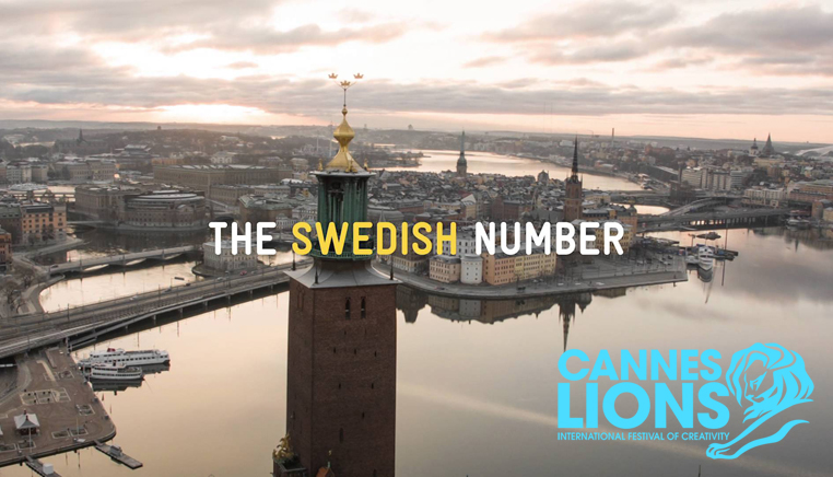 The Swedish Number - Cannes Lions - 2016