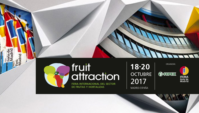 Grupo Iñesta y Fruit Attraction 2017 - IFEMA Madrid