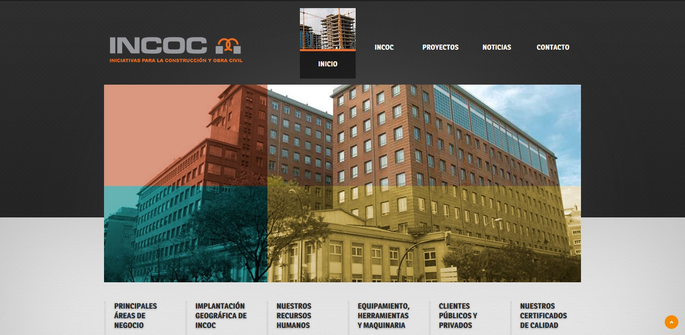 Marcas dise o y programaci n web para inmobiliarias y for Diseno de interiores paginas web