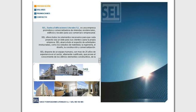 Creaci N Web Para Promoci N Inmobiliaria Para Suelo Y