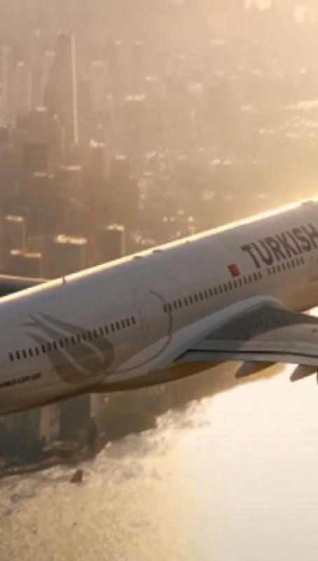 Turkish Airlines amplía su mundo
