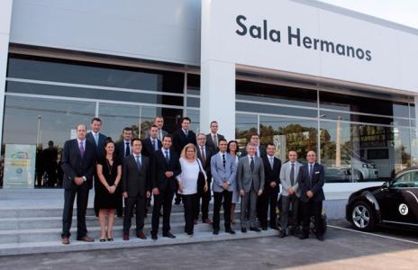 """Organización del evento """"Buscando la excelencia"""" para Volkswagen Sala Hermanos"""