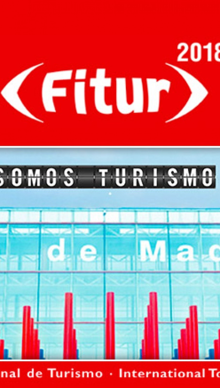 Fitur 2018, IFEMA, Madrid
