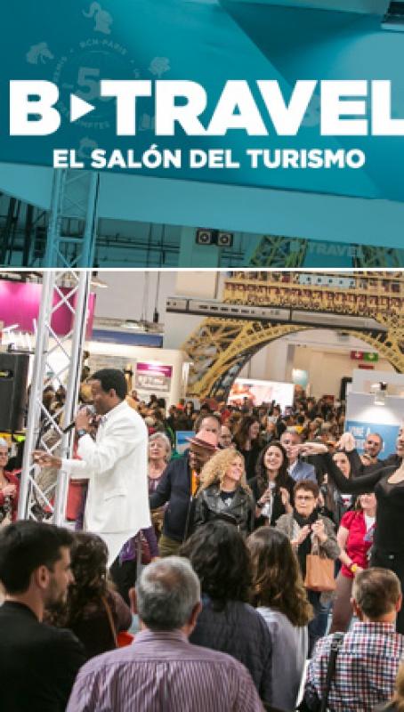 Presencia del Patronato Provincial de Turismo de Alicante Costa Blanca en la feria B-Industrial, dentro de B-Travel 2018, en Fira Barcelona
