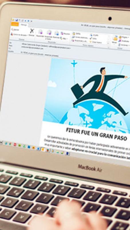 Nuevas campañas de e-mailing para Alphatrad