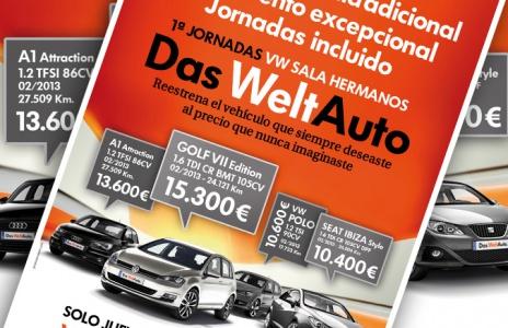 Planificación y diseño de las 1ª Jornadas Das WeltAuto