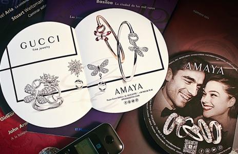 Amaya Joyeros & Gucci 2017