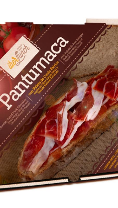 Packaging para Pantumaca de Iberlunch, por Grupo Camaleón Creativos