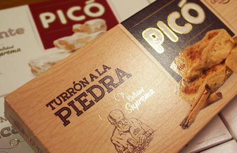 Packaging para Turrones PICÓ