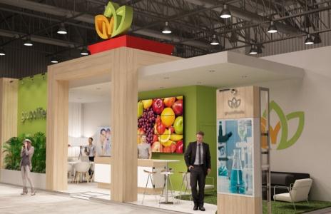 Stand para Grupo Iñesta en Fruit Attraction 2017