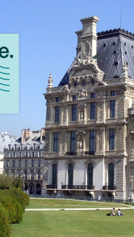 Stand para Premiere Classe – Jardin des Tuileries, Paris