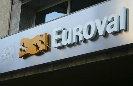 Euroval - Diseño rótulo exterior