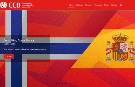 Nueva web para Consulting Costa Blanca