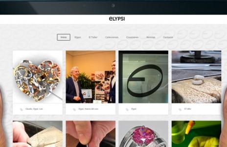 Diseño web ELYPSI