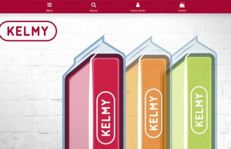 Actualización de la tienda online B2C y B2B Kelmyshop.com